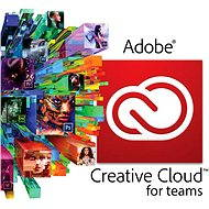 Adobe Creative Cloud für Teams MP ENG Gewerbe (1 Monat) - Grafiksoftware