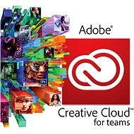 Adobe Creative Cloud für Teams MP ML (inkl. CZ) Gewerbe (1 Monat) - Elektronische Lizenz