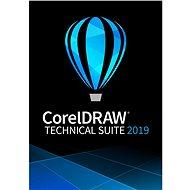 CorelDRAW Technical Suite für 1 Nutzer für 1 Jahr mit Vorkasse (elektronische Lizenz) - Grafiksoftware