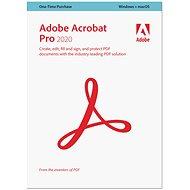 Acrobat Professional 2020 MP CZ (elektronische Lizenz) - Officesoftware