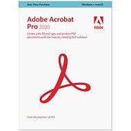 Officesoftware Acrobat Professional 2020 MP Upgrade (Elektronische Lizenz)