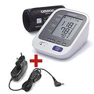 OMRON M6 Comfort mit Intelli-Manschette + Netzteil - Blutdruckmesser