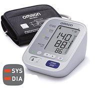 OMRON M3 mit Bluthochdruck-Farbindikator