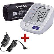 OMRON M3 Comfort + Blutdruckmeßgerät