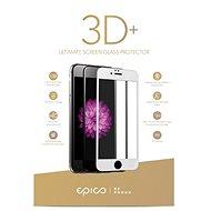 Epico Glass 3D+ für Samsung S7 Edge, schwarz - Schutzglas