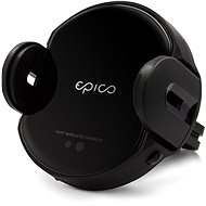 Epico Wireless Charging Sensor Car Holder 10W/7.5W/5W - schwarz - Halterung