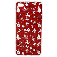 Epico RED XMAS für iPhone 7 Plus / 8 Plus - Schutzhülle