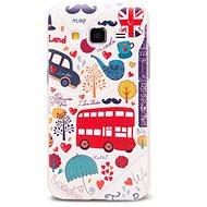 Epico Design Case Samsung Galaxy Core Prime City Love - Handyhülle