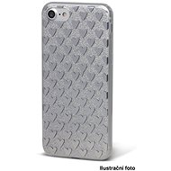 Epico Design Case Samsung Galaxy S6 Silver Hearts - Handyhülle