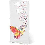 Epico Frühling Schmetterling für Sony Xperia XA 2 - Silikon-Schutzhülle
