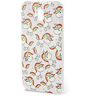 Epico Rainbow Unicorn für Samsung Galaxy J5 (2017) - Silikon-Schutzhülle