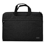 """Epico Laptop Handbag For Macbook 15""""/16"""" - schwarz (inner velvet) - Laptophülle"""