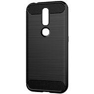 Epico CARBON Nokia 4.2 - schwarz - Handyhülle