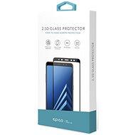 Epico Glass 2.5D für Samsung Galaxy J6 (2018) - schwarz - Schutzglas
