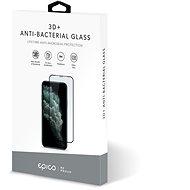 Epico Anti-Bacterial 3D+ Glass iPhone XR / 11 - schwarz