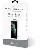 Epico Anti-Bacterial 3D+ Glass iPhone XS Max/ 11 Pro Max - schwarz