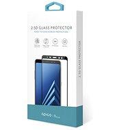 Epico 2.5D Glass Samsung Galaxy S20 FE - schwarz - Schutzglas