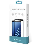 Epico 2.5D Glas Huawei P Smart S - schwarz - Schutzglas