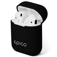 Epico AirPods Case Black - Hülle