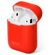EPICO SILICONE CASE AIRPODS Gen 2 - rot - Hülle