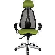 TOPSTAR Sitness 45 Drehstuhl - grün - Bürostuhl
