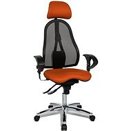 TOPSTAR Sitness 45 Drehstuhl - orange - Bürostuhl