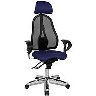 TOPSTAR Sitness 45 Drehstuhl - dunkelblau - Bürostuhl