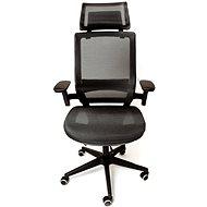 SPINERGO Optimal Black - Bürostuhl