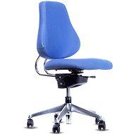 SPINERGO Schreibtischstuhl für Kinder - Blau - Stuhl für Kinder
