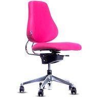 SPINERGO Schreibtischstuhl für Kinder - Pink - Stuhl für Kinder