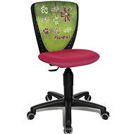 TOPSTAR S´COOL NIKI Motiv Blumen - Stuhl für Kinder