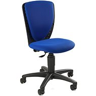 TOPSTAR HIGH S'COOL Schreibtischstuhl - blau - Stuhl für Kinder