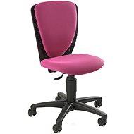 TOPSTAR HIGH S'COOL Schreibtischstuhl - rosa - Stuhl für Kinder