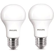 Philips LED 9-60W E27, 2700K, Milch, Set - LED-Lampen
