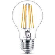 Philips LED Classic Filament 8-75W, E27, klar, 4000K - LED-Lampen