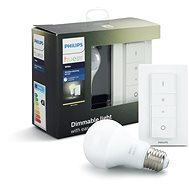 Dimmschalter für Philips Hue Wireless Dimming Kit + Philips Hue White 9,5W - Schalter
