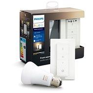 Philips Hue Weiß Ambiente 9,5W + Dimmer Schalter - Lichtdimmer