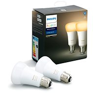 Philips Hue White Ambiance 8.5W A60 set 2ks - LED-Lampen
