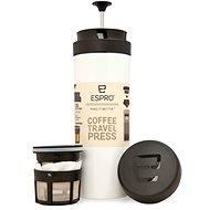 ESPRO Press P1 Travel 0,45 Liter - weiß - French press