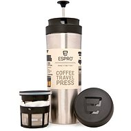 ESPRO Travel Press Edelstahl - French press