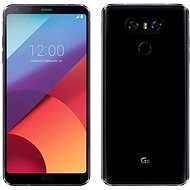 LG G6 Black - Handy