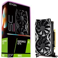 EVGA GeForce GTX 1660 SC Ultra GAMING - Grafikkarte