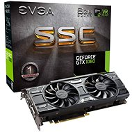 EVGA GeForce GTX 1060 SSC GAMING ACX 3.0 - Grafikkarte