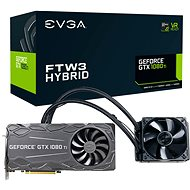 EVGA GeForce GTX 1080 Ti FTW3 HYBRID GAMING - Grafikkarte