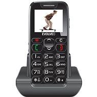 EVOLVEO EasyPhone schwarz - Handy