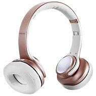 EVOLVEO SupremeSound 8EQ mit 2in1-Lautsprecher, pink - Kabellose Kopfhörer