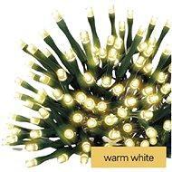 EMOS LED-Weihnachtskette, 24 m, innen und außen, warmweiß, Programme - Weihnachtskette