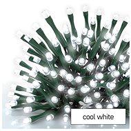 EMOS LED-Weihnachtskette, 4 m, innen und außen, kaltweiß, Timer - Weihnachtskette