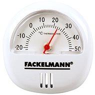 Fackelmann Zimmerthermometer mit Magnet - Thermometer