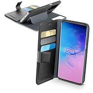 Cellularline Book Agenda für Samsung Galaxy S20 Ultra Schwarz - Handyhülle